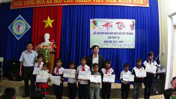 Ke chuyen Dao duc Bac Ho_TH Mang Canh