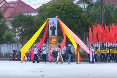 ĐẠI HỘI THỂ DỤC THỂ THAO HUYỆN KON PLÔNG LẦN THỨ IV NĂM 2017
